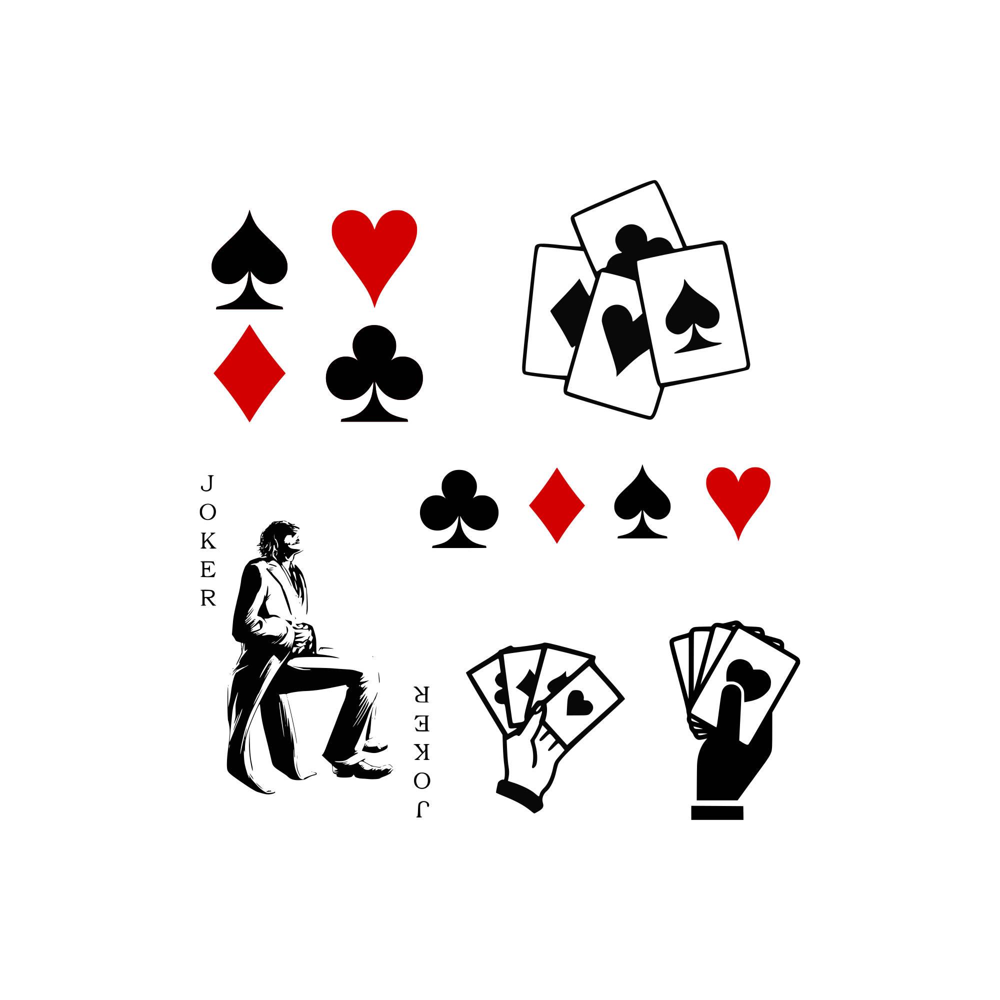 2000x2000 Playing Cards Svg Playing Card Symbols Svg Heart Svg Club Svg