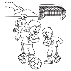 230x230 Play Football For Coloring Swimming Items For Coloring