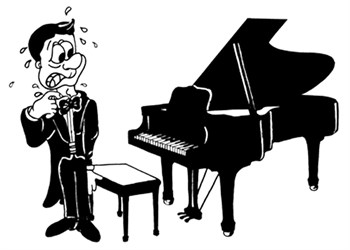 350x250 How To Manage Performance Anxiety When Playing Piano In Front