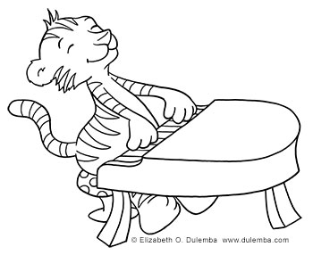 350x286 Dulemba Coloring Page Tuesday