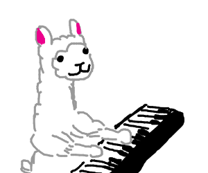 Playing Piano Drawing at GetDrawings com | Free for personal