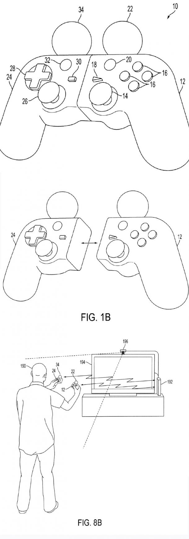 610x1735 Playstation's Dualshockmove Controller In One