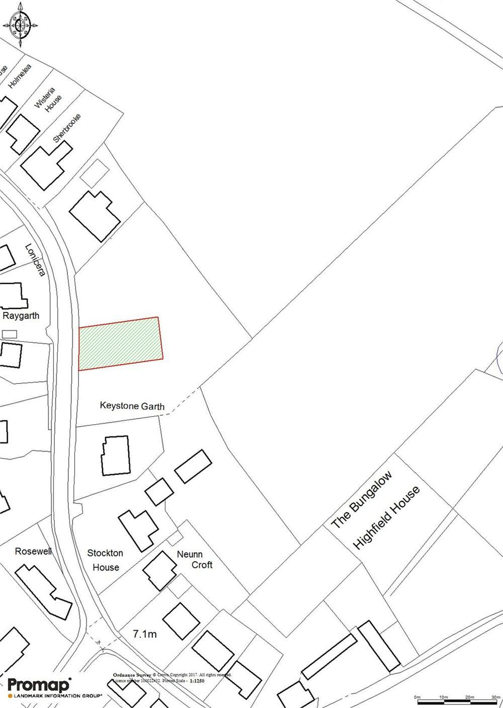 1000x1405 Building Plot, South End, Seaton Ross, York
