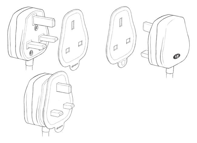 Plug Drawing At Getdrawings Com