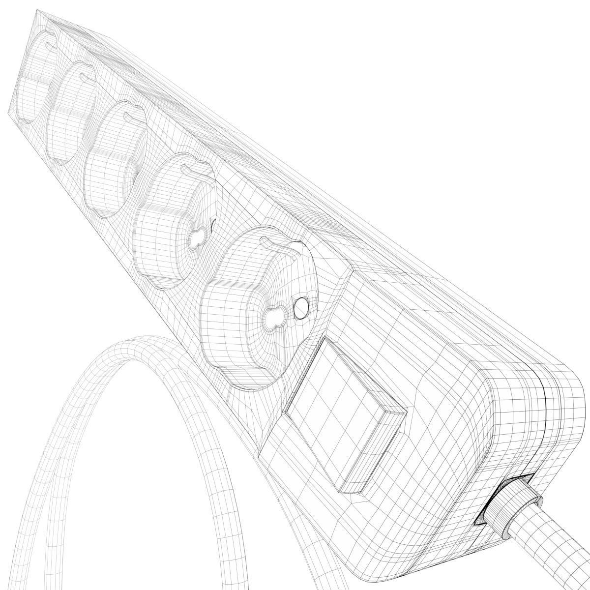 1200x1200 Schuko Strip And Plug 2