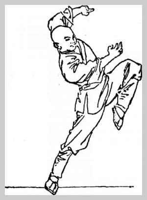 300x407 Praying Mantis Ren Shi Gong Fu