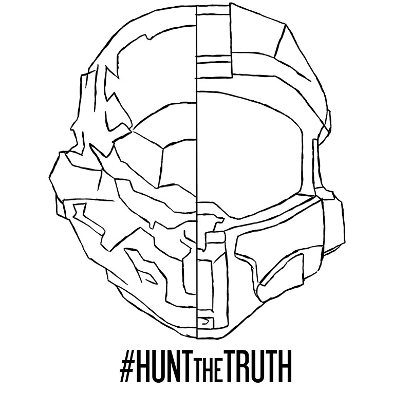 800x800 Themes Halo Drawings Easy In Conjunction With Master Chief