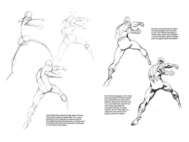 638x479 How To Draw Comics The Marvel Way