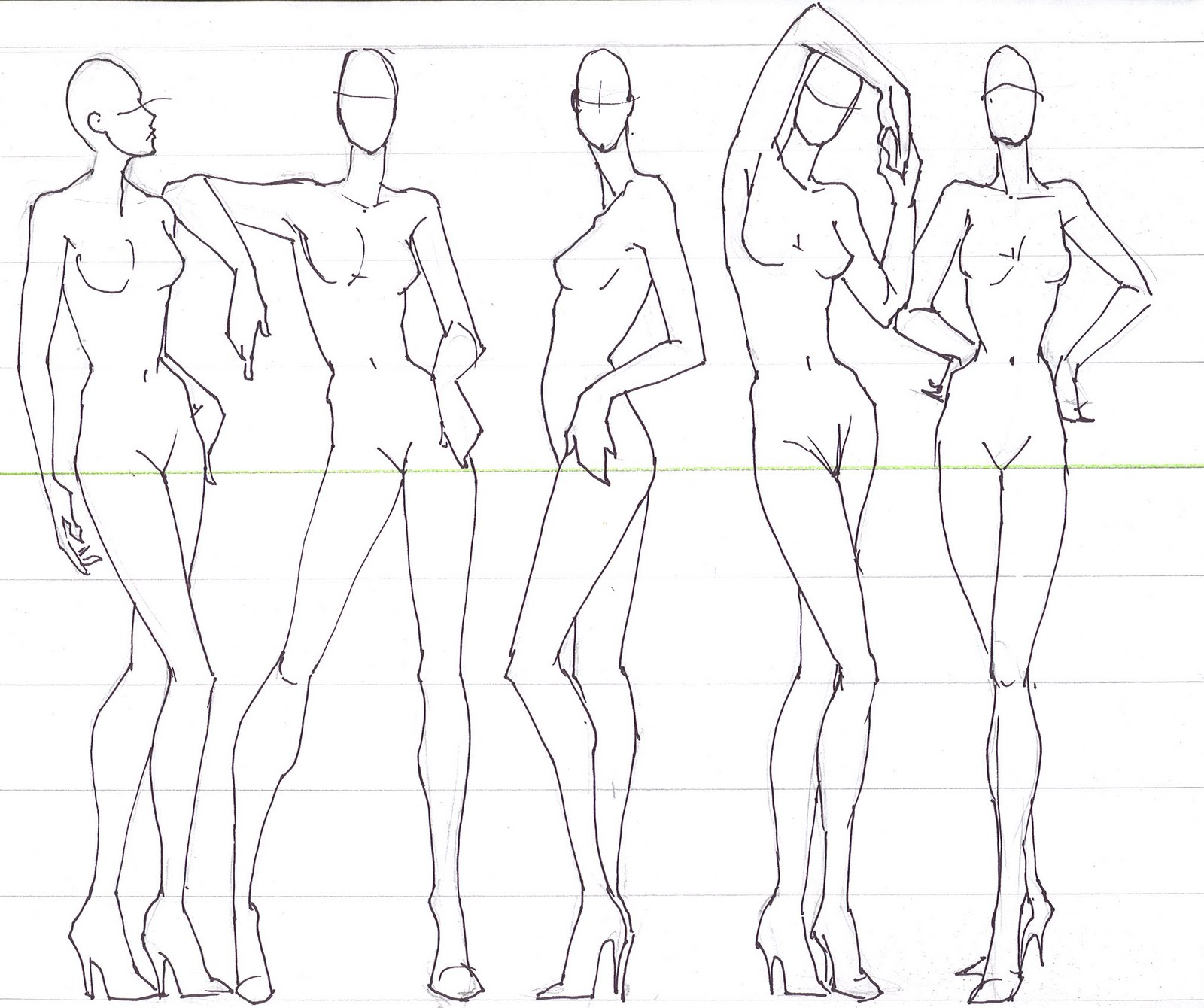 Plus Size Figure Drawing at GetDrawings com | Free for