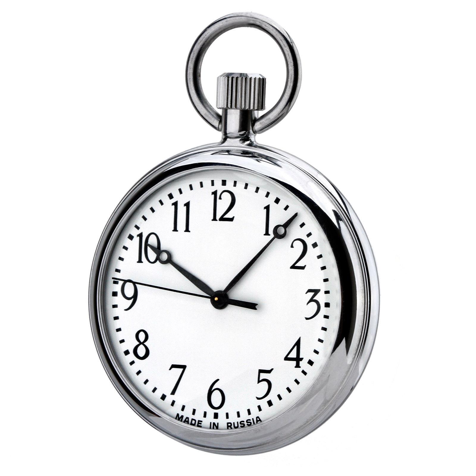 1600x1600 Molnija 3602 Pocket Watch Russian Sage By Ural Russian Watch Ebay