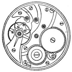 250x250 Illinois Pocket Watch Information Serial Number 4329735 (Grade 275)