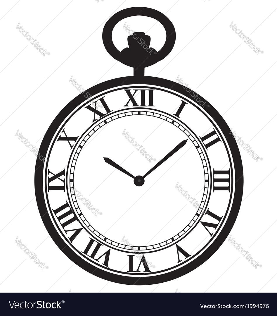 948x1080 Pocket Watch Clock Clipart, Explore Pictures