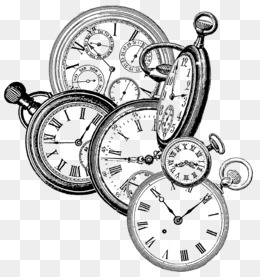 260x277 Vintage Pocket Watch Png Images Vectors And Psd Files Free