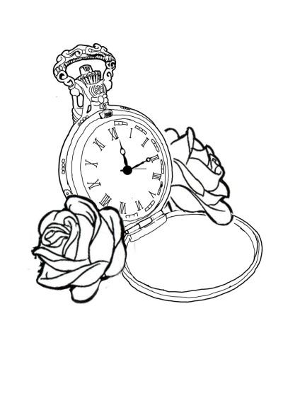 400x566 Watch Tattoo Tumblr Awareness Tattoo Watch