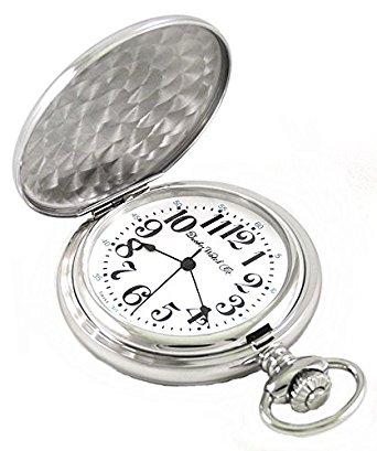 342x409 Dueber Watch Co Swiss Steel Hunting Case Pocket Watch
