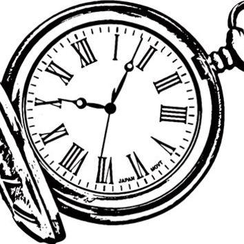 354x354 Best Pocket Watch Art Products On Wanelo