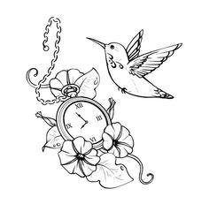 236x231 Hummingbird Tattoo Designs And Ideas