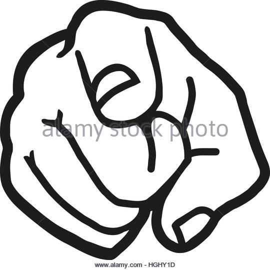 540x540 Index Finger Pointing Hand Gesture Stock Photos Amp Index Finger