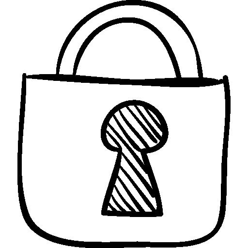 512x512 Sketched, Arrow, Arrows, Pointed, Sketch, Hand Drawn, Circle