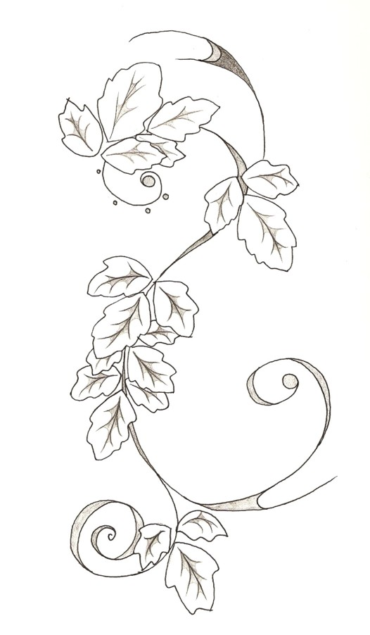 526x902 Poision Ivy Tattoo Ivy Tattoo Ivy Tattoo, Tattoo