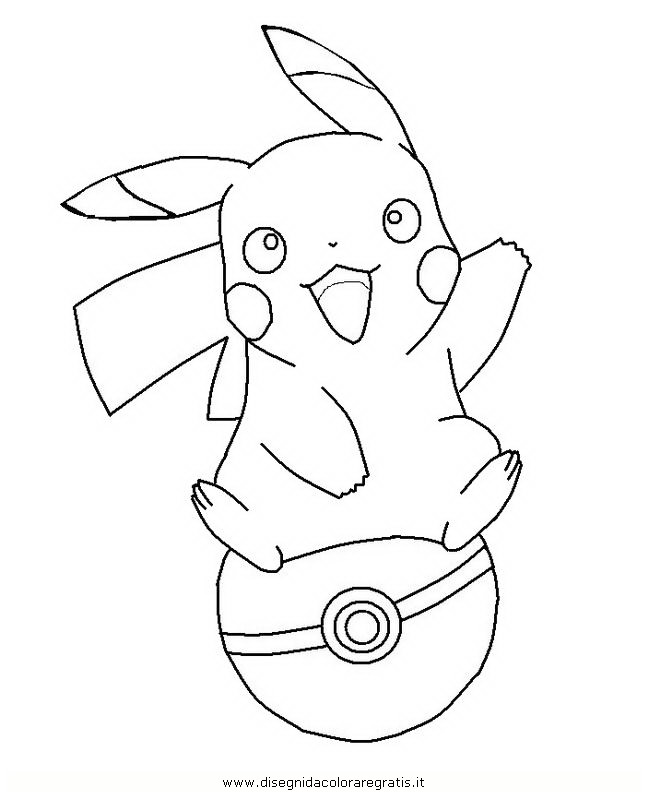 648x800 Pokemon Ball Coloring Pages