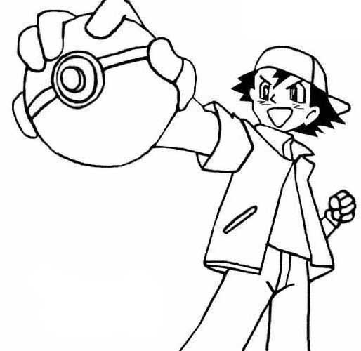 514x500 Pokemon Coloring Pages Page 4 Of 5 Got Coloring Pages
