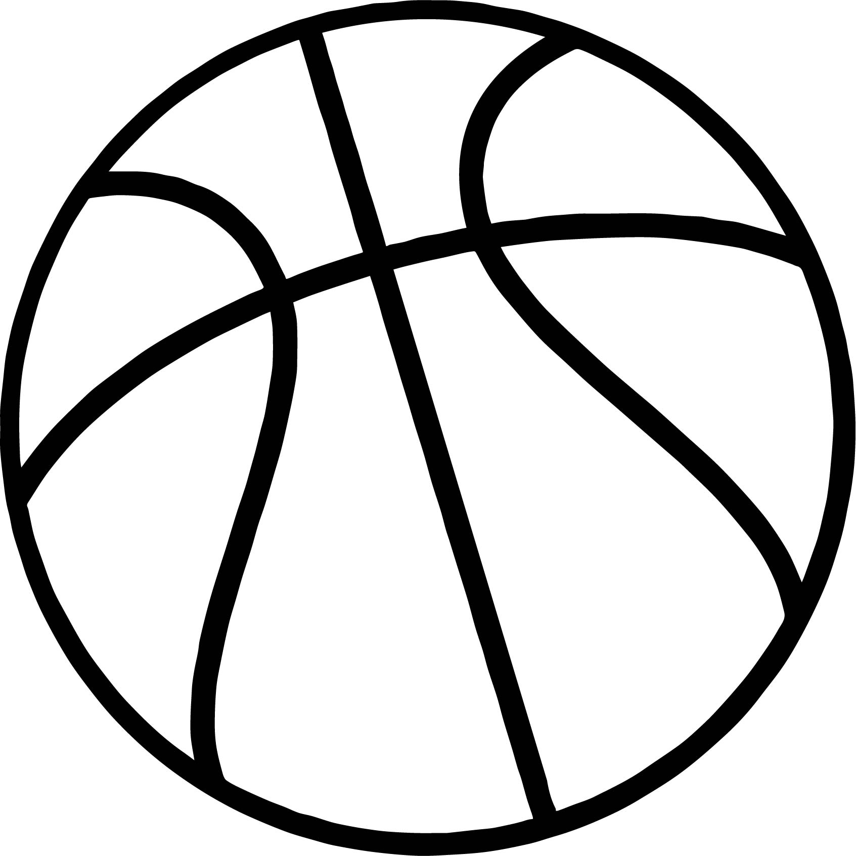 ball coloring pages - photo#18