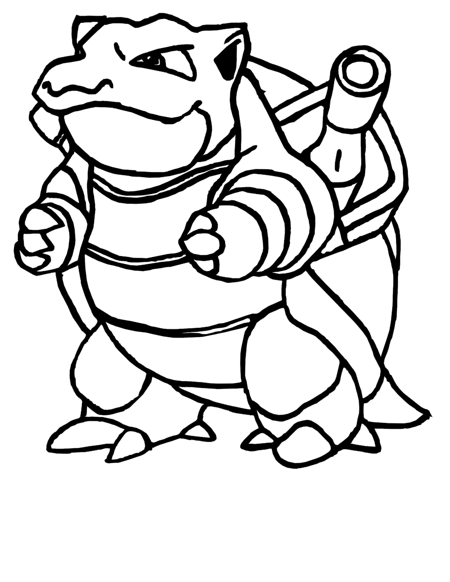 Pokemon Mewtu Ausmalbilder : Pokemon Blastoise Drawing At Getdrawings Com Free For Personal Use