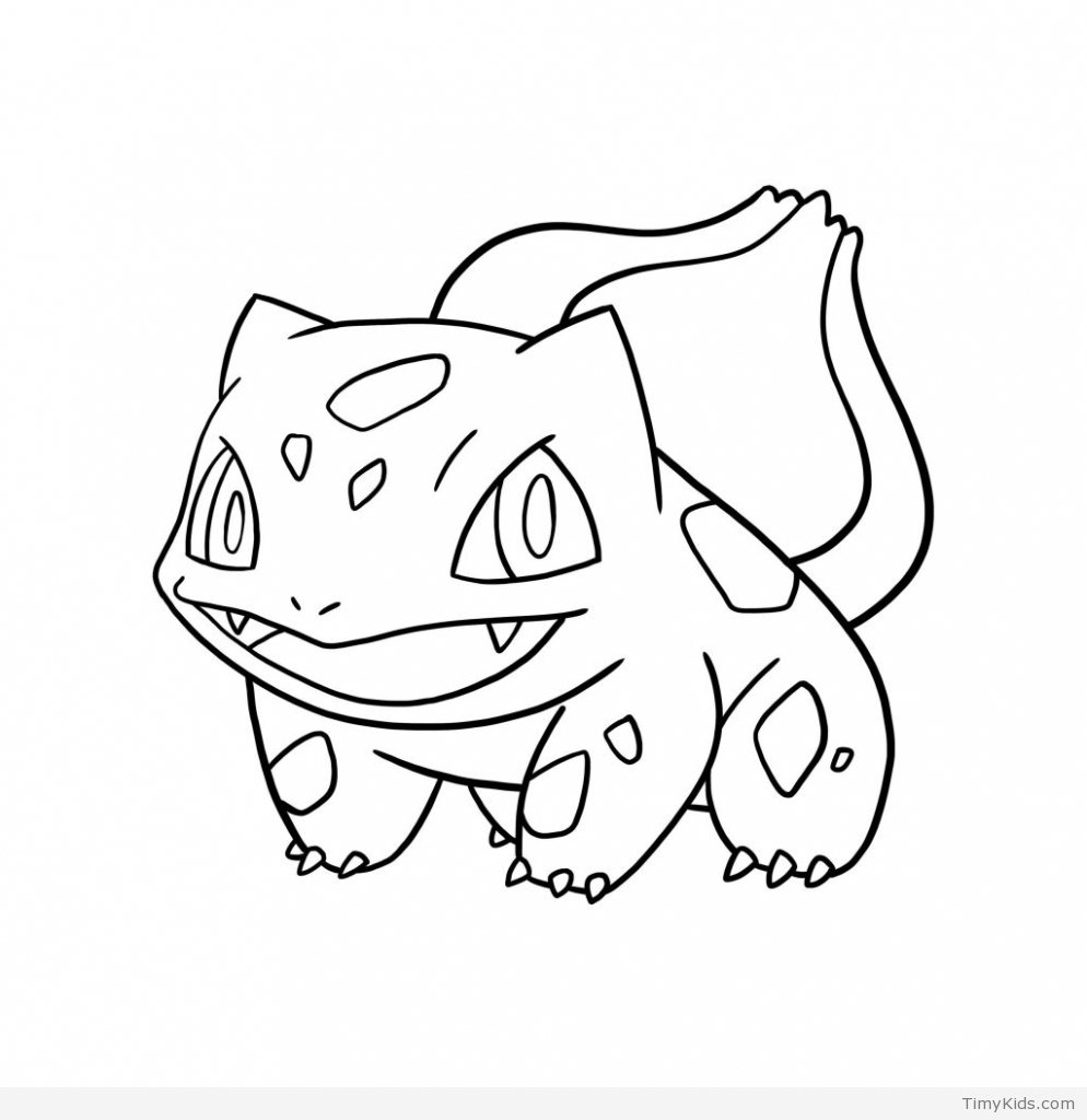 994x1024 Pokemon Coloring Pages Timykids