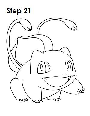 300x388 Pokemon Bulbasaur 21 Dessin 2 Bulbasaur, Pokemon