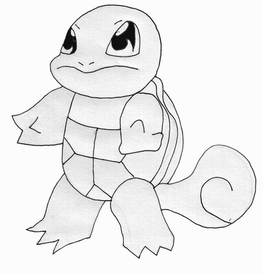519x541 how to draw pokemon
