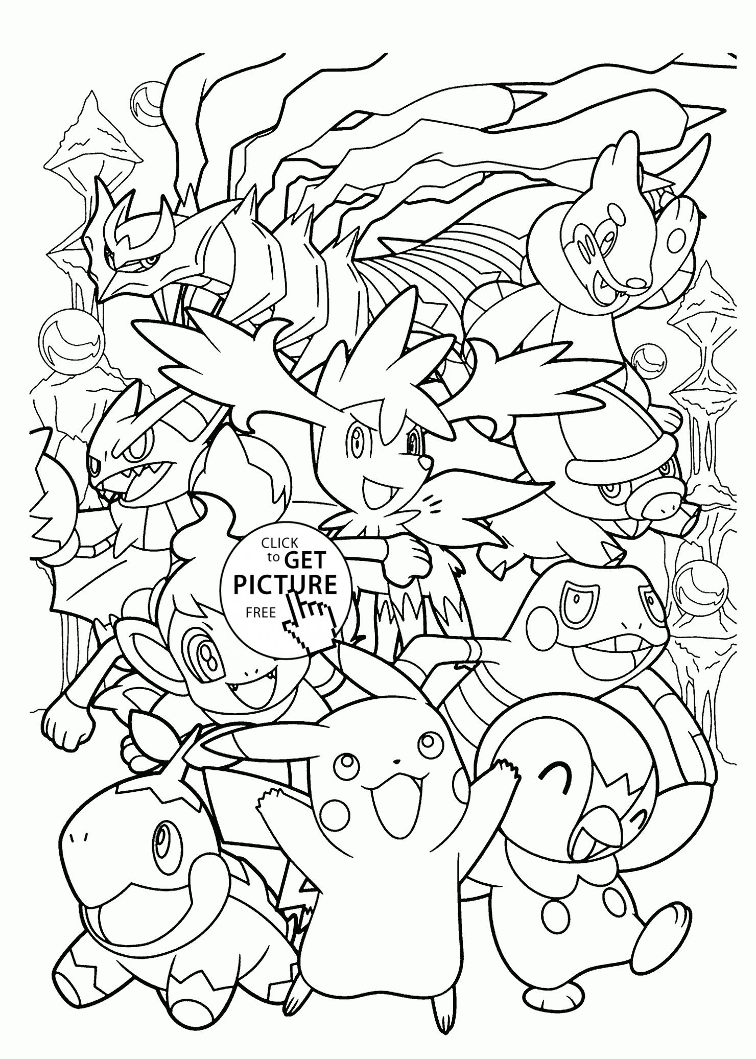 1480x2073 Coloring Pages Pokemon Coloring Page Fun