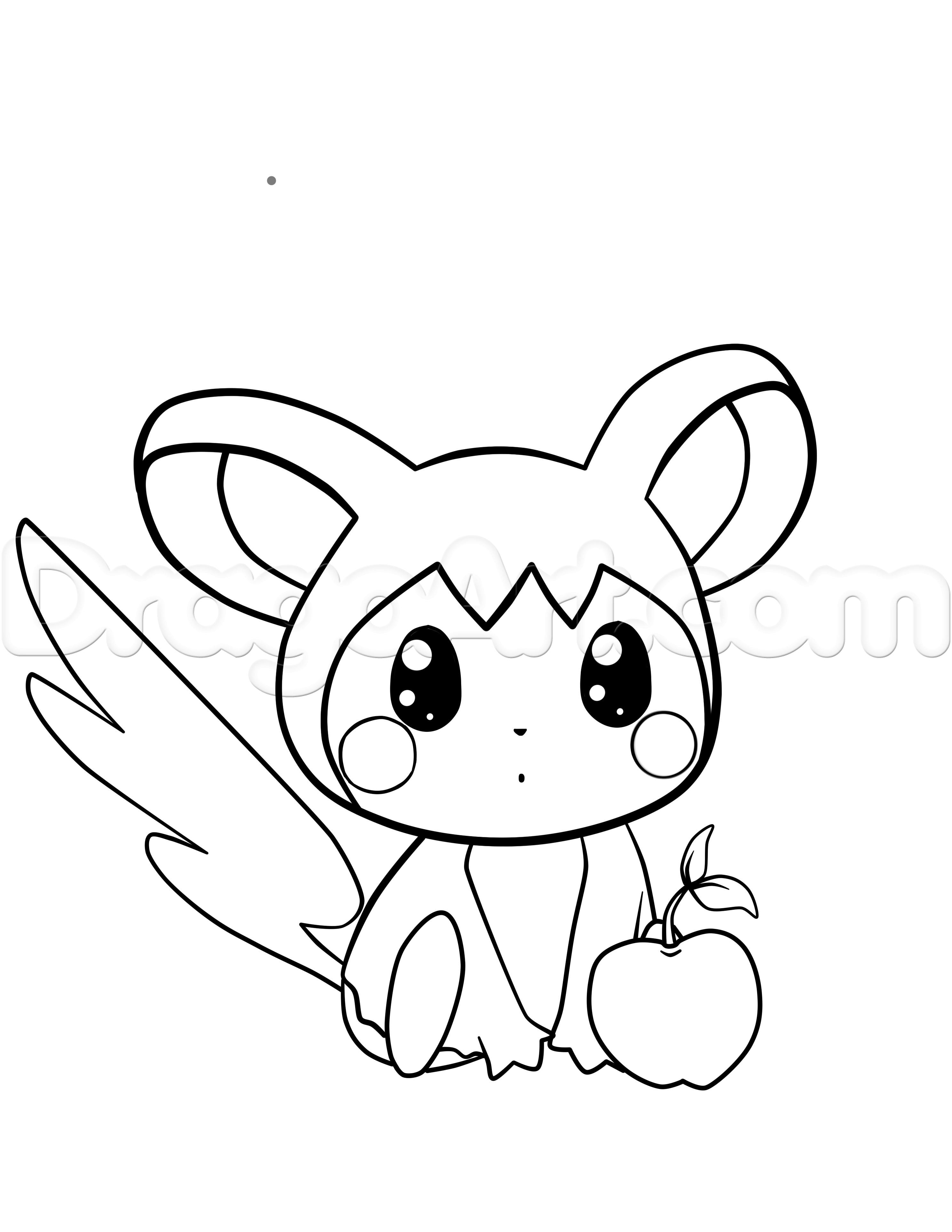 2975x3850 Drawings Of Pokemon Characters How To Draw Pokemon Characters