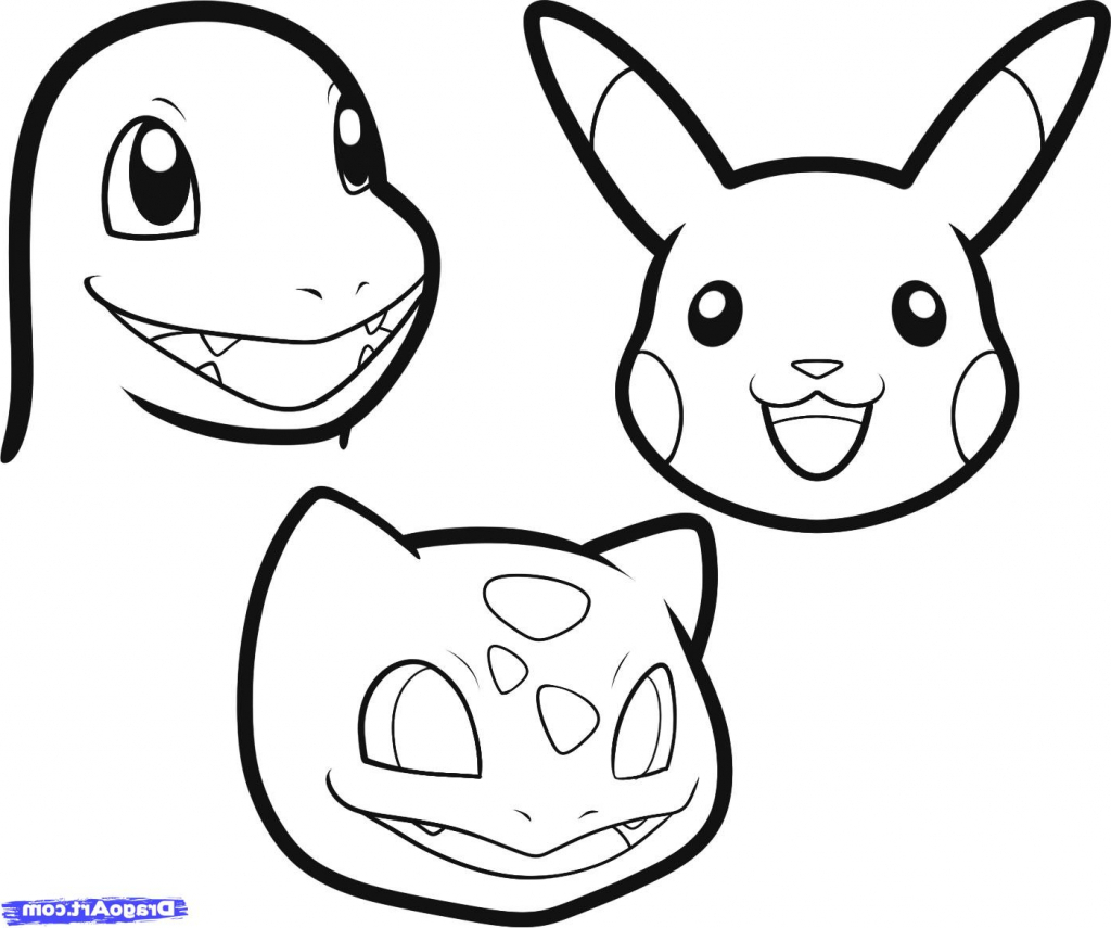 1024x855 Easy Drawing Picture How To Draw Pokemon Easy Step Step Pokemon