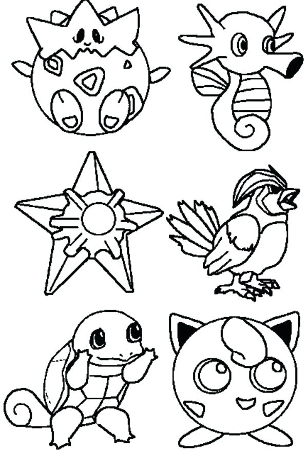 600x879 Pokemon Characters Coloring Pages In Amusing Draw Page Evee