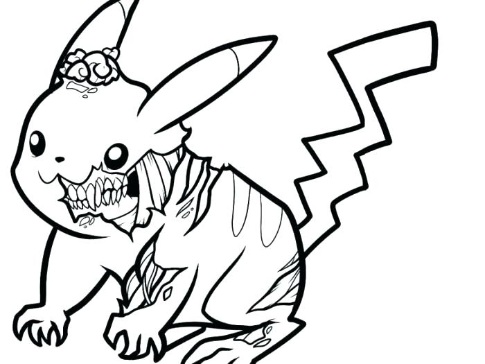 700x525 Coloring Pages Draw Easy Pokemon Affan