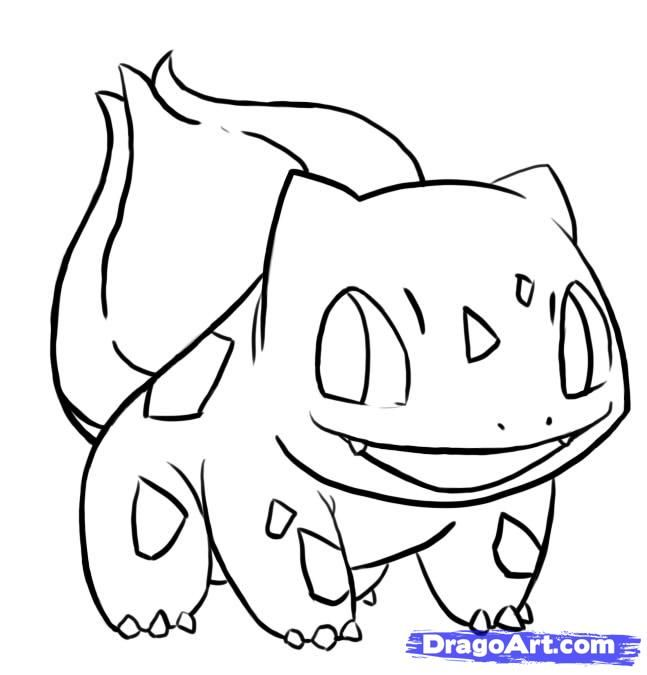 pokemon characters drawing at getdrawings com free for personal