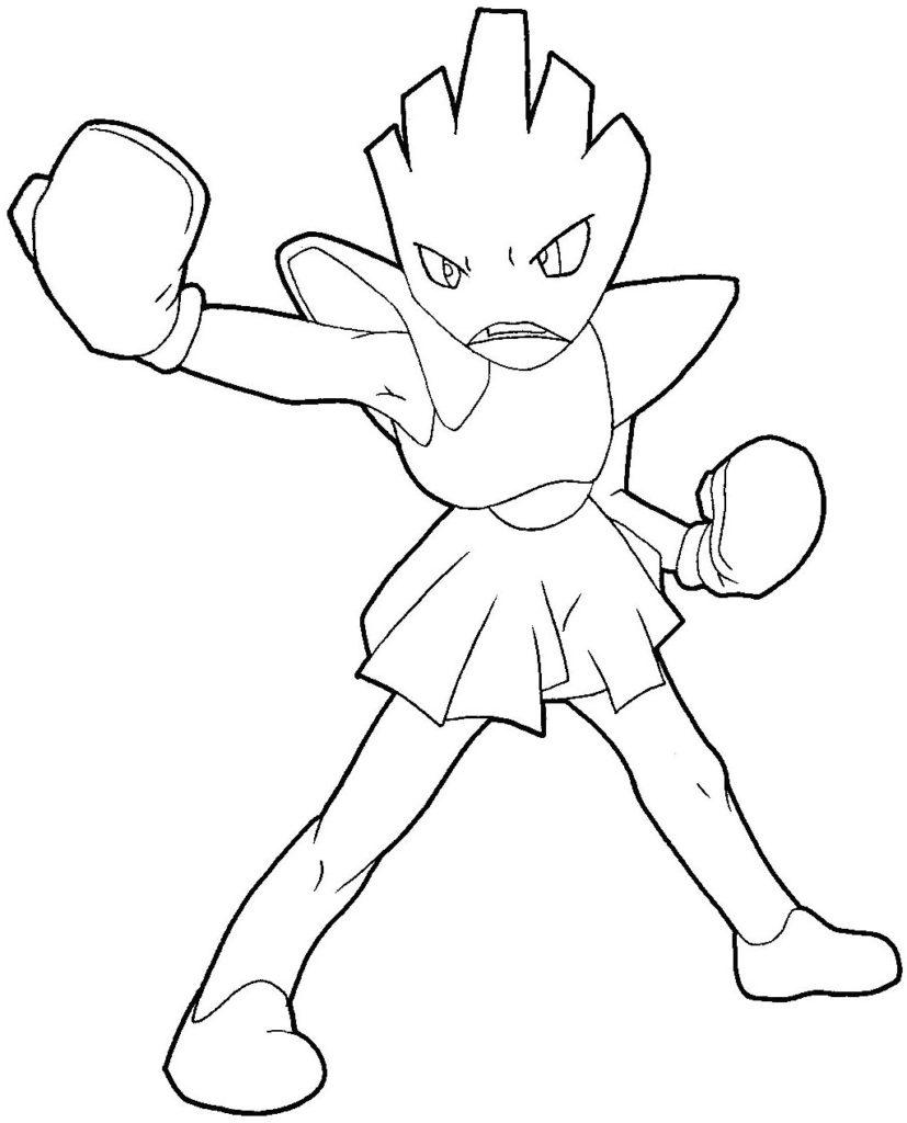 827x1024 Pokemon Draw