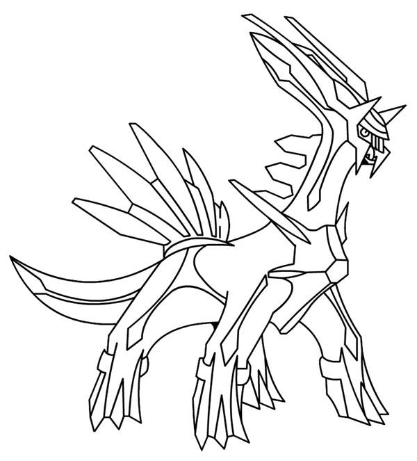 600x663 Pokemon Drawing