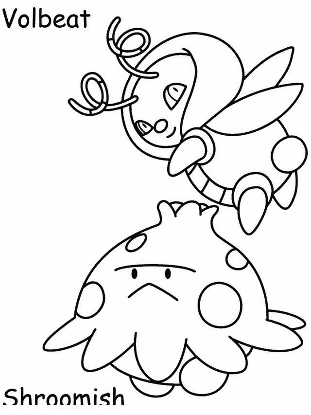 640x853 Pokemon Drawing 56