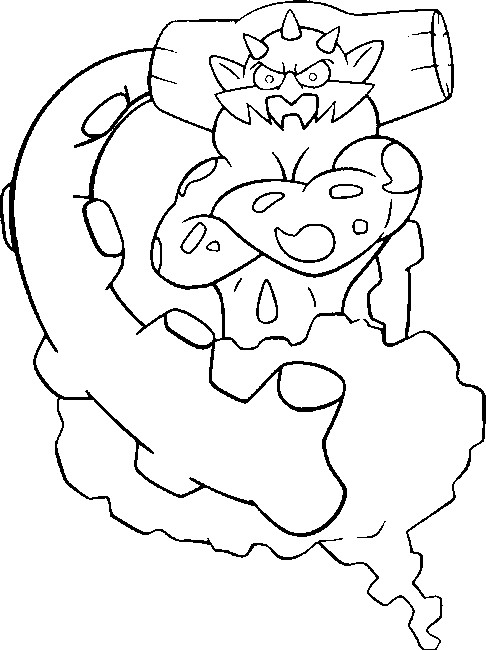 486x650 Coloring Pages Pokemon