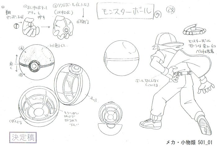 700x470 Pokeball Details, Including Thenimation Details Of Catching