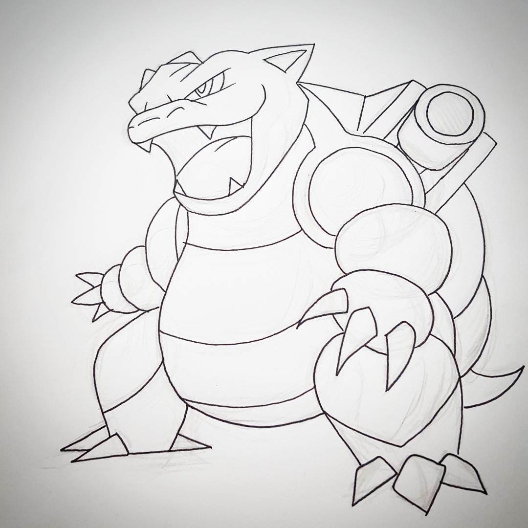 Pokemon Drawing Images at GetDrawings | Free download
