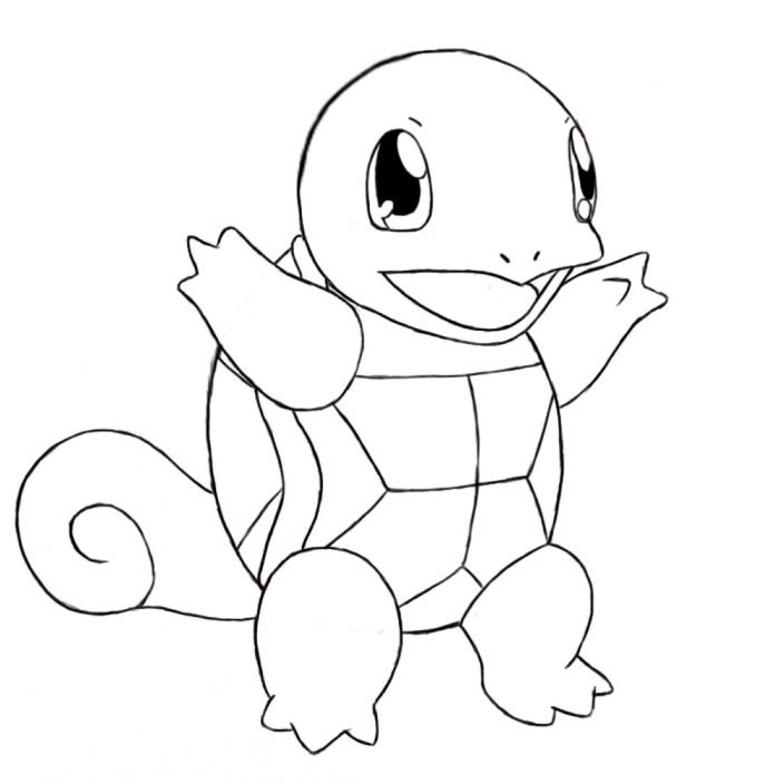 Pokemon Easy Drawing