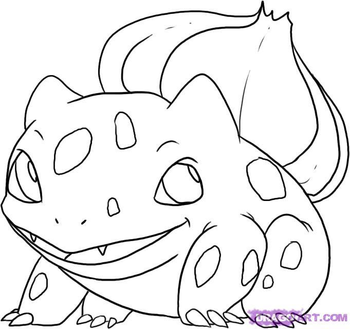 681x640 drawn pice pokemon