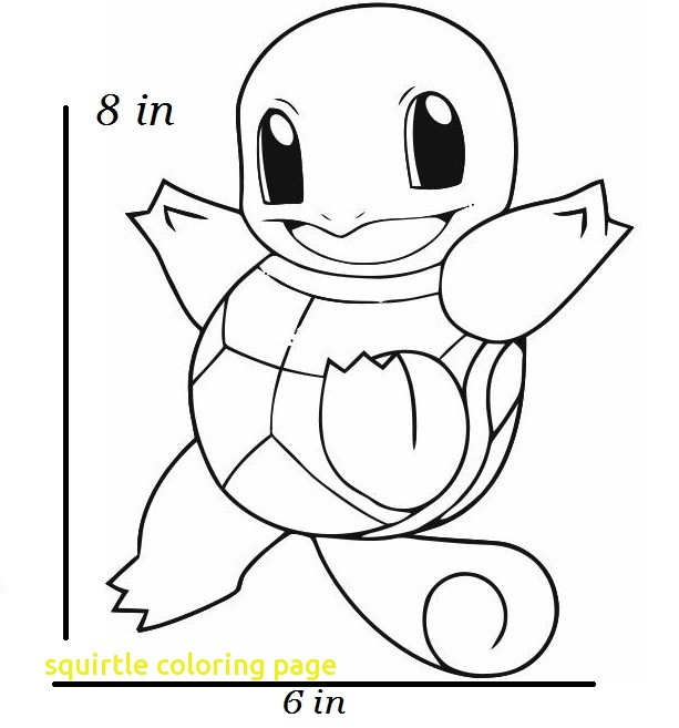 Kleurplaten Pokemon Squirtle.Pokemon Squirtle Drawing At Getdrawings Com Free For Personal Use