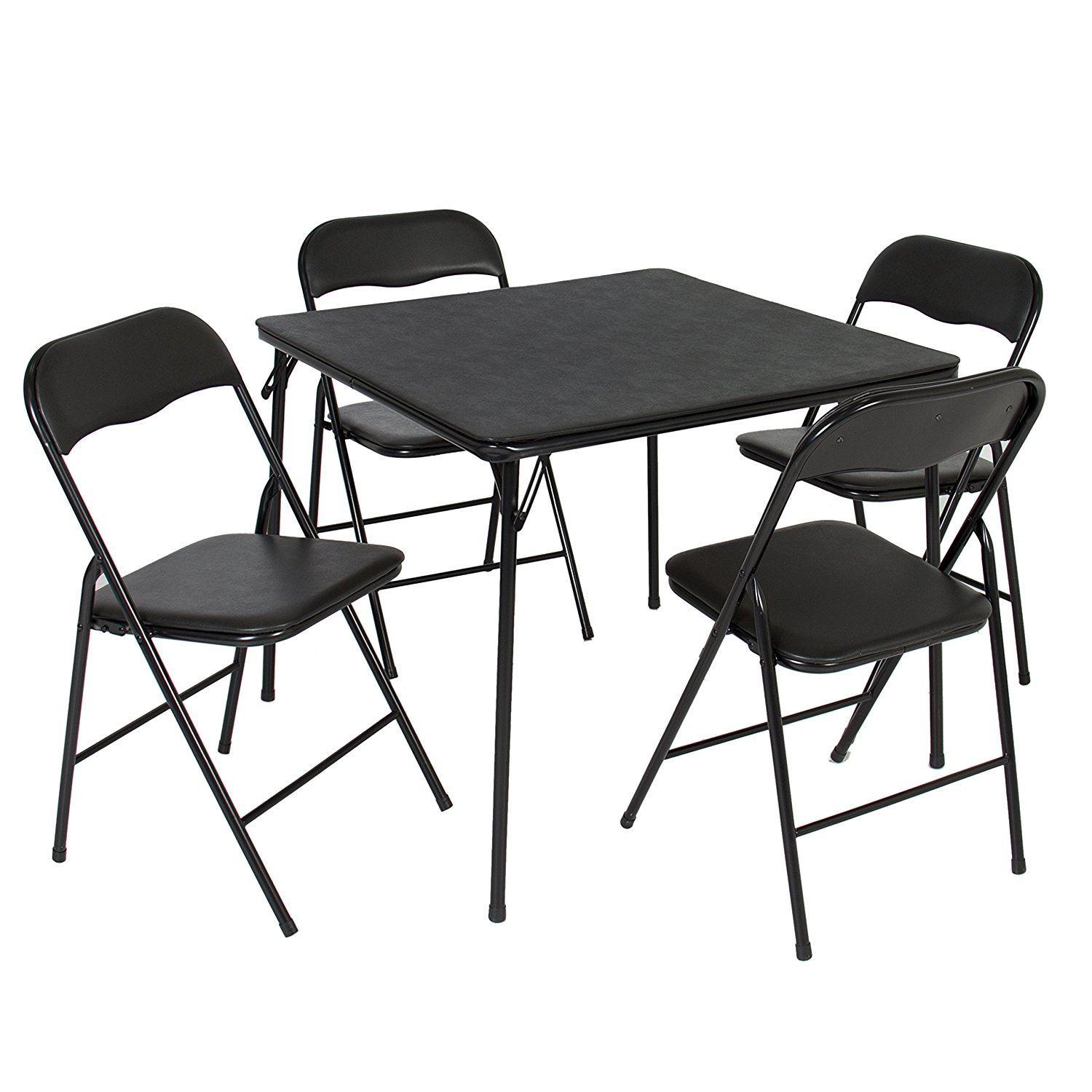 1500x1500 Best Choice Products 5pc Folding Table Amp Chairs Card
