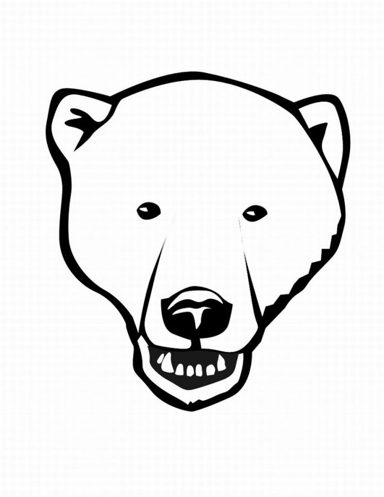 791x1023 Polar Bear Cub Coloring Pages Allmadecine Weddings Polar Bear