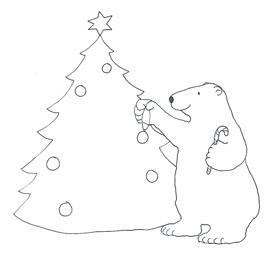 270x267 Polar Bear Clip Art, Pictures Of Polar Bears