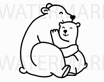 340x270 Mama Bear Hug Etsy
